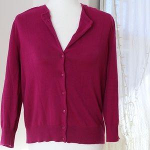 Cynthia Rowley cardigan size large